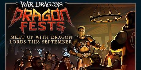 War Dragons Dragons Fest - Boise, Idaho tickets