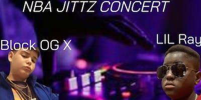 NBA Jittz Concert