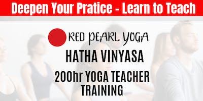Hatha Vinyasa Yoga Teacher Training @ Red Pearl Yoga