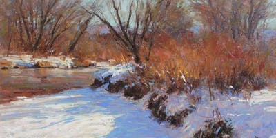 Painting Winter Landscape in Pastel: Seeing the Colors with Kris Woodward