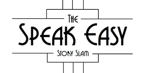 "The Speak Easy Story Slam presents: ""Suspended"