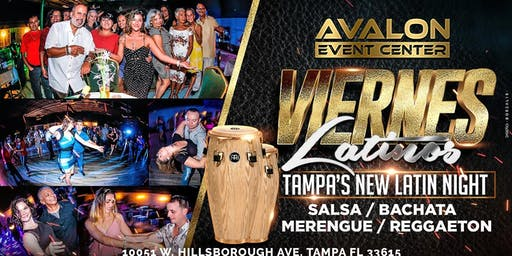 Latin Fridays at Avalon w/ Special Guest DJ Elias Mambo!