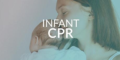 Infant CPR & Choking - Reston tickets