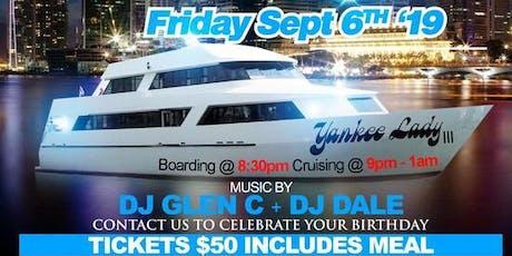 Virgo Cruise 2019 tickets