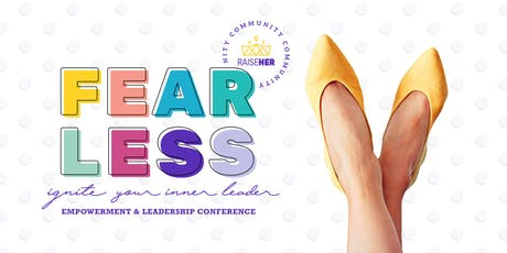 FEAR/LESS: Ignite Your Inner Leader tickets