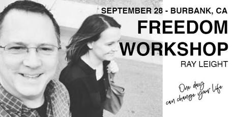 Freedom Workshop with Ray Leight tickets