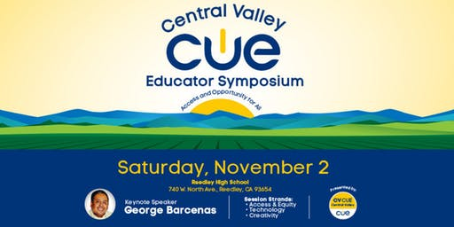 CVCUE Educator Symposium 2019