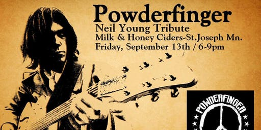 Patio Session: Powderfinger, Neil Young Tribute
