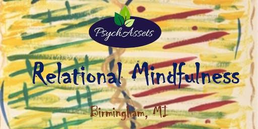 Relational Mindfulness - Michigan
