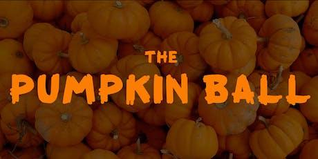The Pumpkin Ball tickets