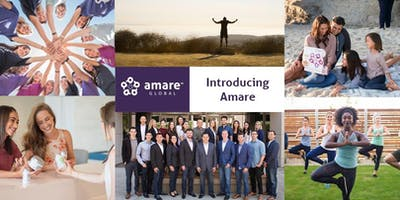 Amare Global Fall Heart Tour, DC/ Annapolis 2019