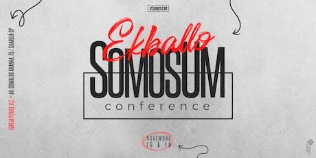 Conferência SomosUm ingressos
