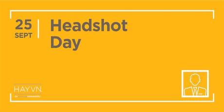 HAYVN Headshot Day with Chris Bojanovich - September tickets