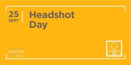 HAYVN Headshot Day with Chris Bojanovich - September