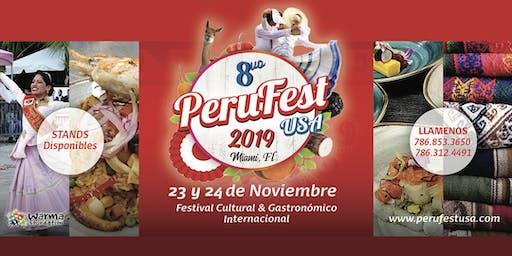 PeruFest USA 2019 Peruvian Food Festival