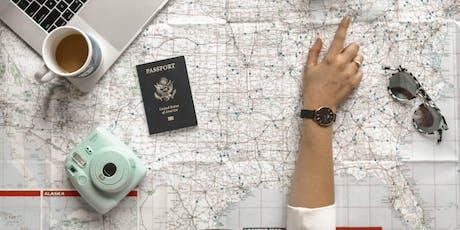 Travel Talks- October tickets