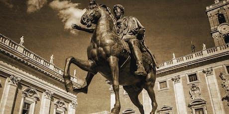 Unternehmensführung aus Sicht eines römischen Kaisers Tickets