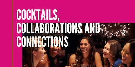 Cocktails, Collaborations and Connections End Of Summer Mixer tickets