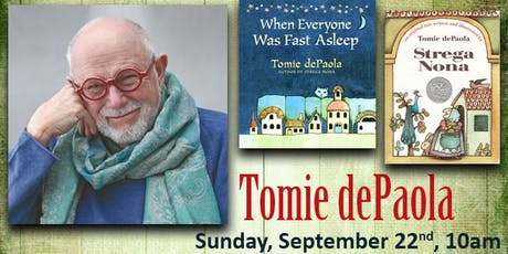 Tomie dePaola tickets