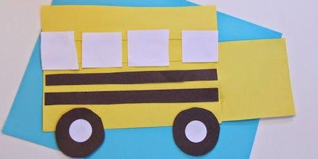 Story time and Bus Craft tickets