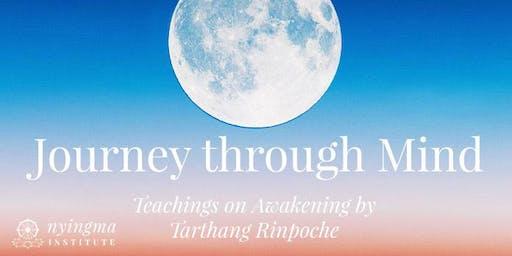 Journey through Mind: Teachings on Awakening by Tarthang Rinpoche