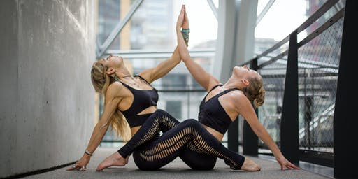 Exclusive Yoga Immersion with Robin Martin & Morgan Zion