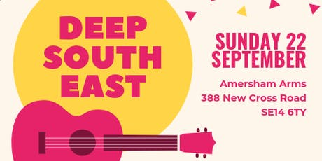 Deep South East tickets