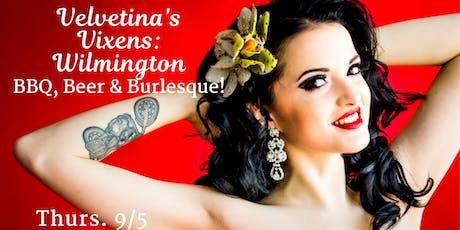 Velvetina's Vixens: Wilmington tickets