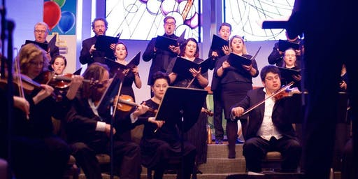 Influence: Meridian Voices in Concert