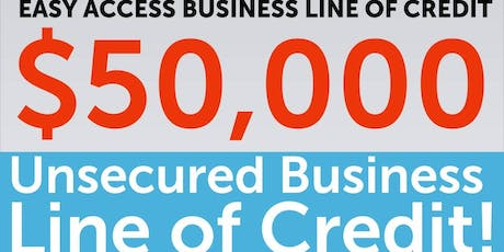 Easy Access to Business Lines of Credit - Portland tickets