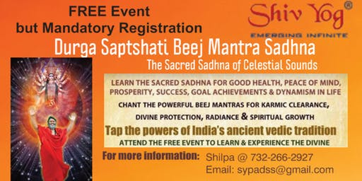 ShivYog - Durga Saptshati Beej Mantra Sadhna