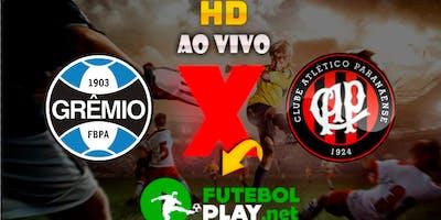 ASSISTIR @! Grêmio x Athletico-PR AO-VIVO na TV e online GRÁTIS,TV Série A