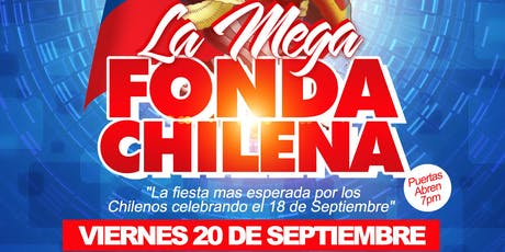 FONDA Chilena 2019 tickets