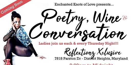Poetry, Wine, & Converstions
