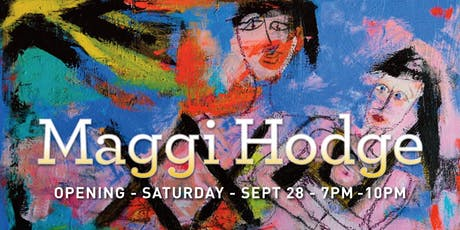 Maggi Hodge Painting Exhibition - Women, Chaos and X tickets