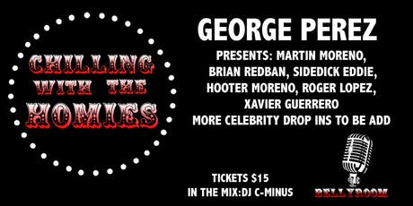 George Perez Presents tickets