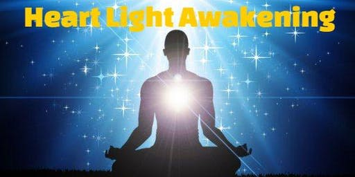 Heart Light Awakening @ Earth Connection (Cincinnati, OH) October 25th, 26th and 27th, 2019