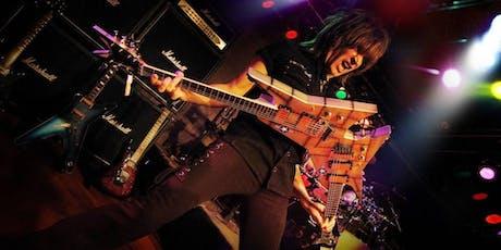 Michael Angelo Batio Guitar Clinic tickets