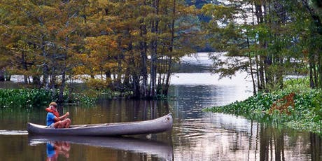 Camping and Kayaking in gorgeous Martin Dies Jr. State Park tickets