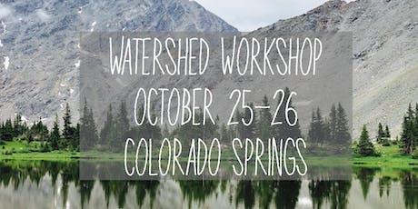 Watershed Workshop tickets