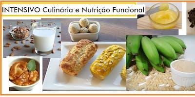 05/10 INTENSIVO Culinária e Nutrição Funcional - 9h às 17h