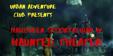 Halloween SPOOKtacular IV: Haunted Theater Dance Party [Mission]   tickets