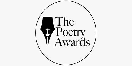 The Poetry Awards 2019 tickets