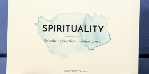 Integrated Spirituality: Convers(ate)