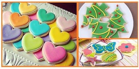 30/10 Biscoitos Decorados, 14h às 18h - R$215,00 ingressos