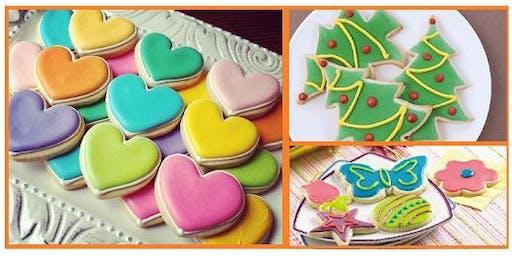 30/10 Biscoitos Decorados, 14h às 18h - R$215,00