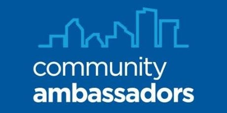 Community Ambassadors: Fall Networking Event tickets