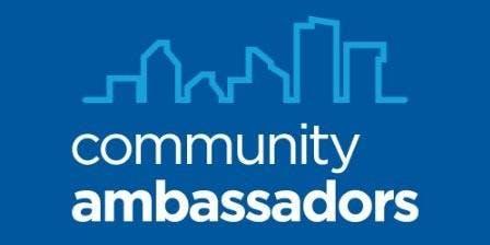 Community Ambassadors: Fall Networking Event