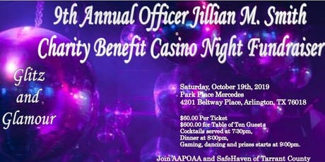 JMS-BENEFIT (Officer Jillian M. Smith 9th Annual Charity Benefit Gala tickets