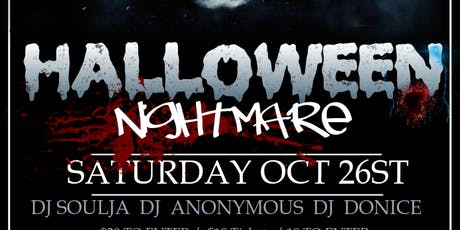 Halloween Nightmare tickets